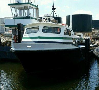 Breaux 46 Crewboat, 46', for sale - $111,500