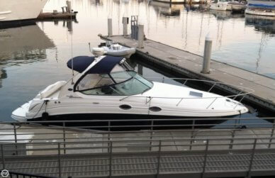 Sea Ray 280 Sundancer, 31', for sale - $58,500