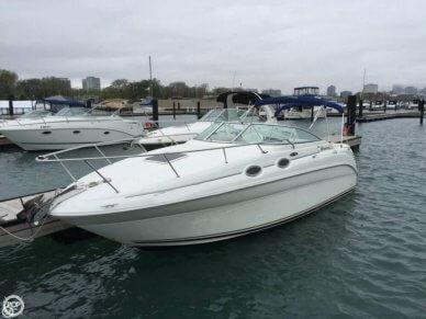 Sea Ray 260 Sundancer, 28', for sale - $17,000