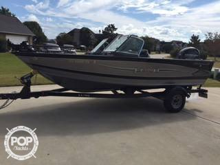 Lund 1775 Crossover XS, 17', for sale - $29,495
