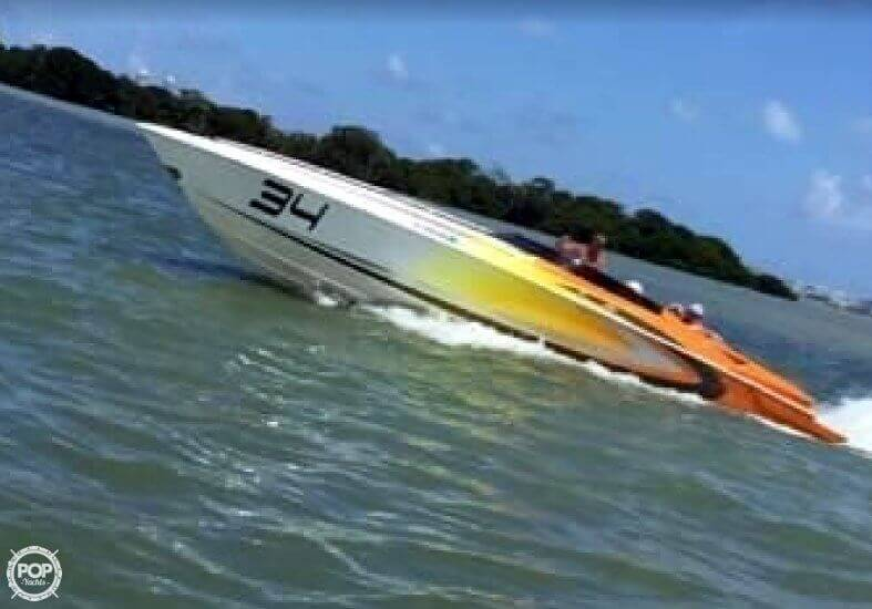 Scarab Thunder 31, 31', for sale - $31,700
