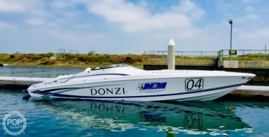 Donzi 38 ZX Daytona, 38, for sale