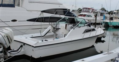 Wellcraft 25 Sportsman, 25', for sale - $15,000