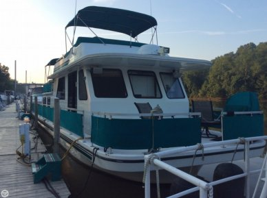 Gibson 50 x 14 5000 Series Cabin Yachts, 52', for sale - $84,000
