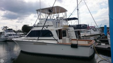 Egg Harbor 35 Sportfisher, 38', for sale - $125,000