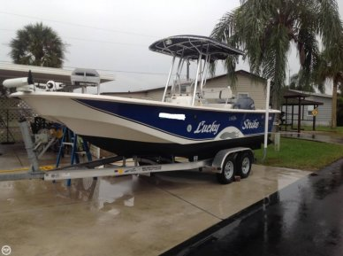 Carolina Skiff 218 DLV, 21', for sale - $20,999
