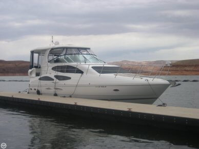 Cruisers 455 MY, 45', for sale - $349,000