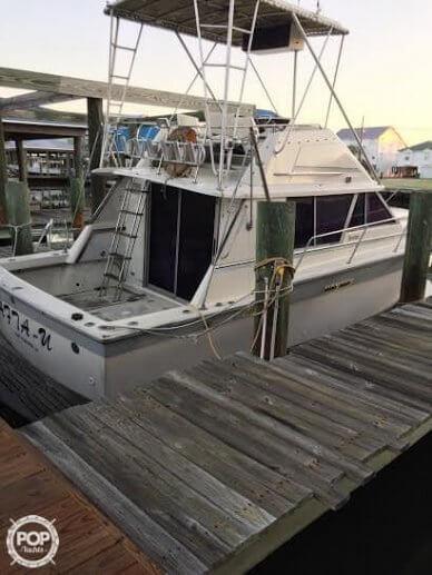 Silverton 34 Convertible, 33', for sale - $26,500